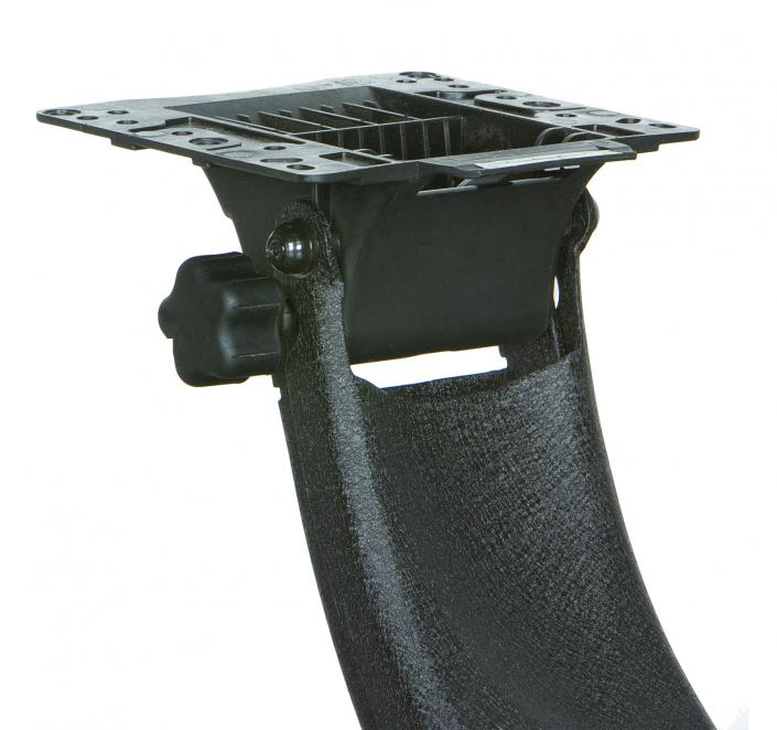 Mongoose Sit Stand Keyboard Arm Grand Stands