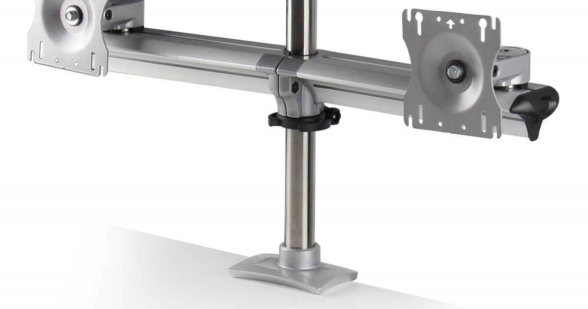 Pex Dual Beam Mount Monitor Support Grand Stands